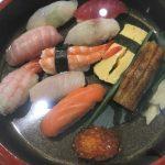 17.5.8 レア魚の寿司を食べながらミニセミナーを行いました